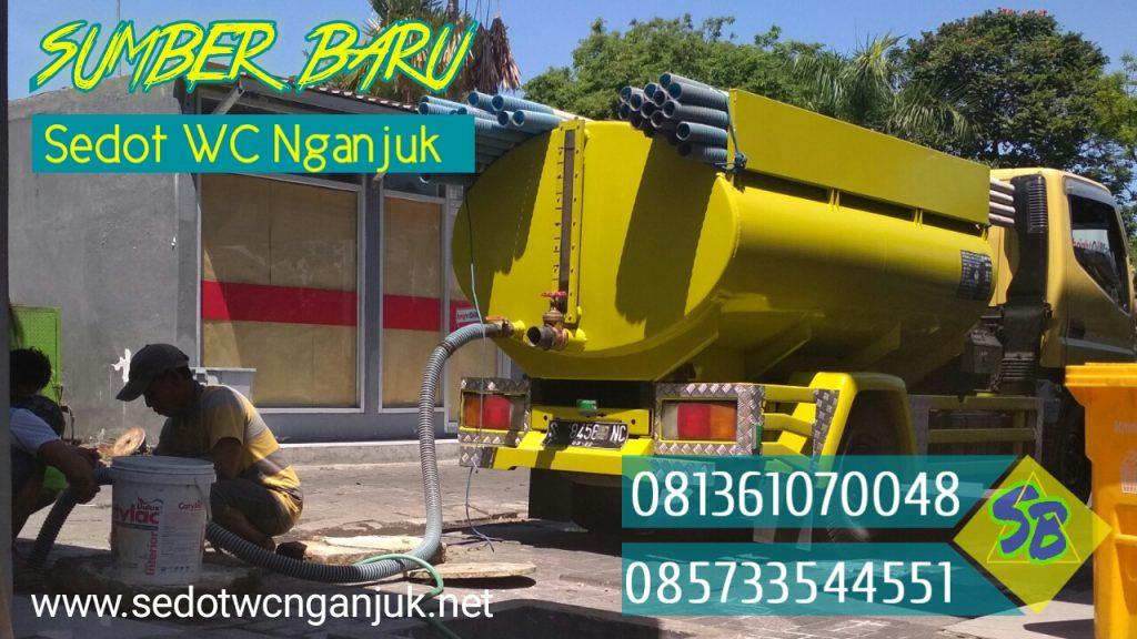 Sedot WC Nganjuk